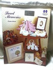 Cross Stitch 3 Book Collection - Memories