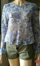 New Look Long Sleeve Floral Tops & Shirts for Women