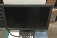 "Sony LMD-232W 23"" Broadcast LCD Color Video Monitor Multiformat WXGA"