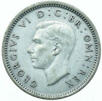 SILVER THREEPENCE GEORGE VI. CHOOSE YOUR DATE!     ONE COIN/BUY!