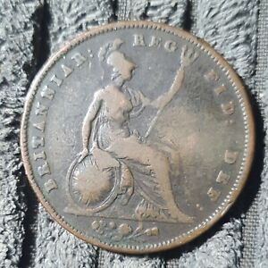 1841 Great Britain Victoria  Penny