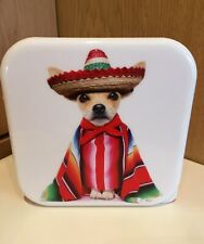 Mexican Dog Storage Container. New.