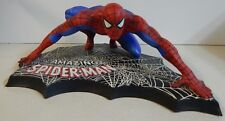 Pre-Owned NECA Marvel Collector's Club Amazing Spider-man Statue AP 242/250 2003