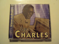RAY CHARLES - LET'S HAVE A BALL - SEALED BRAND NEW CD !!!