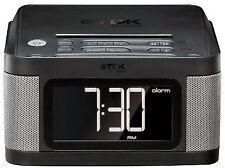 TDK Lor Alarm Function FM Radio With Stereo Speakers Tcc8431 Japan IMPORT