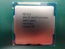 Intel Xeon Processor SR0P5 E3-1240 v2 8M Cache, 3.40 GHz 69w