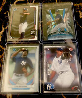 2014-16 Luis Severino Bowman Chrome Prospects #FF-LSE #BCP125 CTP-38 #135 RC Lot