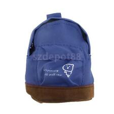 Dollhouse Dark Blue 1:6 Scale Miniature Backpack School College Shoulder Bag