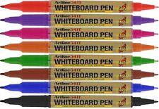 ARTLINE 2-in-1 LAVAGNA Pen (wallet di 8 colori assortiti)
