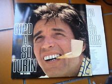 "LP 12"" GIPO FARASSINO GIPO A SO TURIN GATEFOLD CON INNER SLEEVE  EX++/N-MINT"