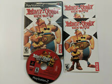 Asterix & Obelix: Kick Buttix (Sony PlayStation 2, 2004) CIB tested FREE SHIP