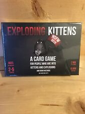 Exploding Kittens NSFW Edition - NEW - FREE SHIPPINGq