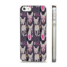 Perro feliz Chihuahua Cachorro CHEEKY Amor Funda De Teléfono caber todos los modelos APPLE IPHONE