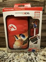 Super Mario Essential Pack for Nintendo 3DS Mario with Mario Style NEW
