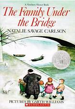 The Family Under The Bridge By Natalie Savage Carlson 1990 Paperback Book