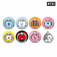 BTS BT21 Official Authentic Goods Peekaboo Smart Finger Ring By Casegallery