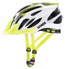 UVEX Fahrrad Helm flash white lime 57-61 UVP 69,95 € für KTM Giant u.a.
