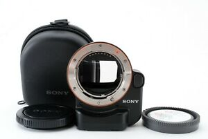 """Sony LA-EA4 A-Mount to E-Mount Lens Adapter """"Almost Mint w/Pouch"""" From Japan"""