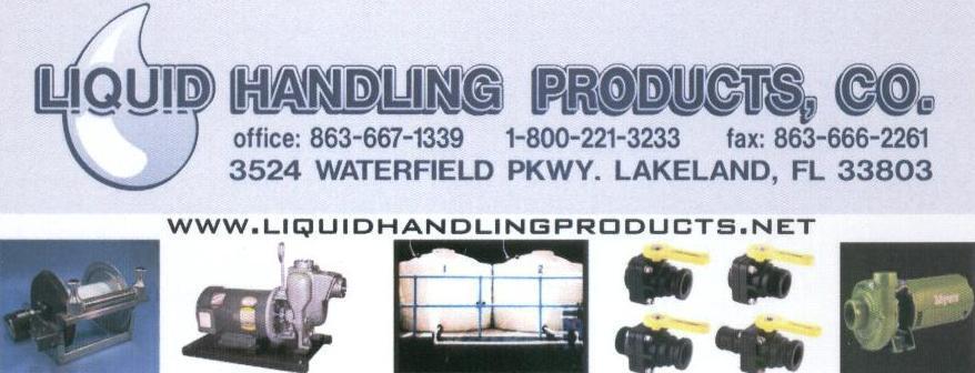 Liquid Handling Products