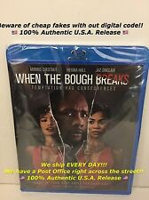 When the Bough Breaks 2016 Blu Ray+Digital HD Brand New Ships out Fast!!