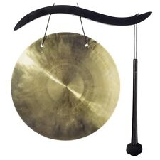 "10"" Woodstock Hanging Gong (WCBHG)"