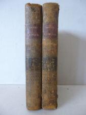 CASTEL DE SAINT-PIERRE (Charles-Irénée). Annales politiques. Tomes I & II. 1758