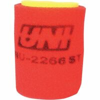 FREE SHIP NU-3252ST MADE IN USA NEW 2004-2012 Yamaha YFZ450 UNI AIR FILTER