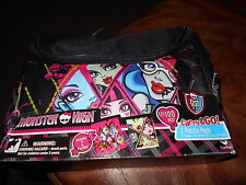 Mattel Cardinal Games Monster High Carry & Go 2 Puzzle Pack New Sealed