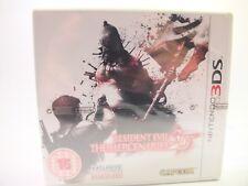 Resident Evil: The Mercenaries 3D (Nintendo 3DS, 2011) - European Version