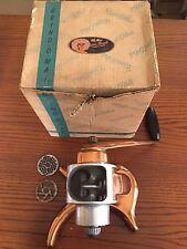 Vintage Rival Grind-O-Mat Meat Grinder 350 - Copper Plate