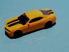 Rmz City Collection Miniature 2010 Chevrolet Yellow Camaro Car