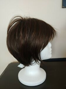 Godiva's Secret Wigs - Andrea in Toasted Brown - New with Tags