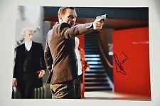 Aleksandar Jovanovic signed 20x30cm Doctor Who Foto Autogramm / Autograph IP .