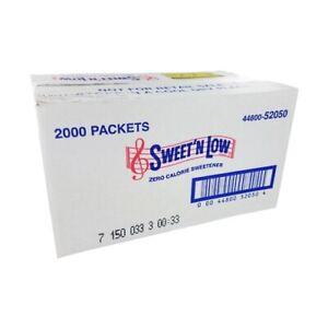 Sweet N Low Pink Sugar Packet   2000/Case