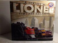 Lionel train books ACentury of lionel trains  Dan ponzol