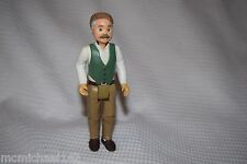 FISHER PRICE LOVING FAMILY DOLLHOUSE GRANDPA MAN 1994 Excellent Used Condition