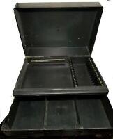 Dynasound Organizer System Plastic Console Case Nintendo 3 NES SNES Genesis