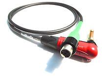 LHDS-R1 Cable UPGRADE Shure GLX-D16 GLXD14 GLX-D1 ULXD Bodypack Guitar Wireless