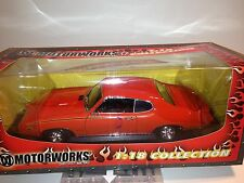 MOTORWORKS 1969 PONTIAC GTO  THE JUDGE 1:18 (SCALE) NEW