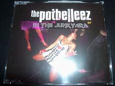 The potbelleez In The Junkyard 6 Track Remixes CD EP Single