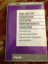 The Art of Computer Systems Performance Analysis (Hardback, Jain, 1991)