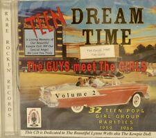 TEEN DREAM TIME 'The Guys Meet The Girls' - Volume #2