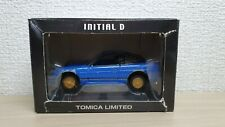 Initial D Tomica Limited Stage NISSAN SILEIGHTY IMPACT BLUE MAKO diecast model