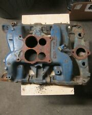 1968 1969 Pontiac 350 400 428 4BBL Intake Manifold Cast #9794234 Date C 19 8 GTO