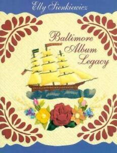 Baltimore Album Legacy by Elly Sienkiewicz