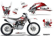Honda CRF 150/230F Graphic Kit AMR Racing Decal Sticker Part 03-07 TOXICITY R W