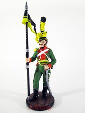 Tin Soldiers 54mm. Private 1st Lancers. Austria, 1805-15 years Hand painted N-8