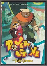Power Stone Vol. 4: The Search Continues (DVD, 2002)