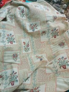 Tapestry Bedspread Throw 94x94inch  Double