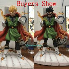 Bola de dragón estatuilla estatua de dos cabezales Son Gohan Pintado Modelo Anime 32cm En Stock